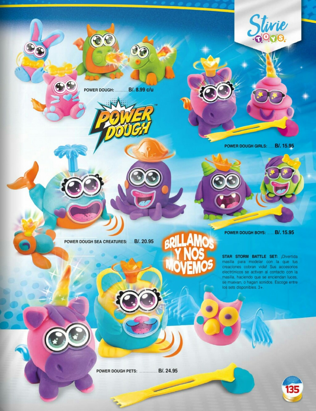 Catalogo juguetes Stivie toys 2018 p135