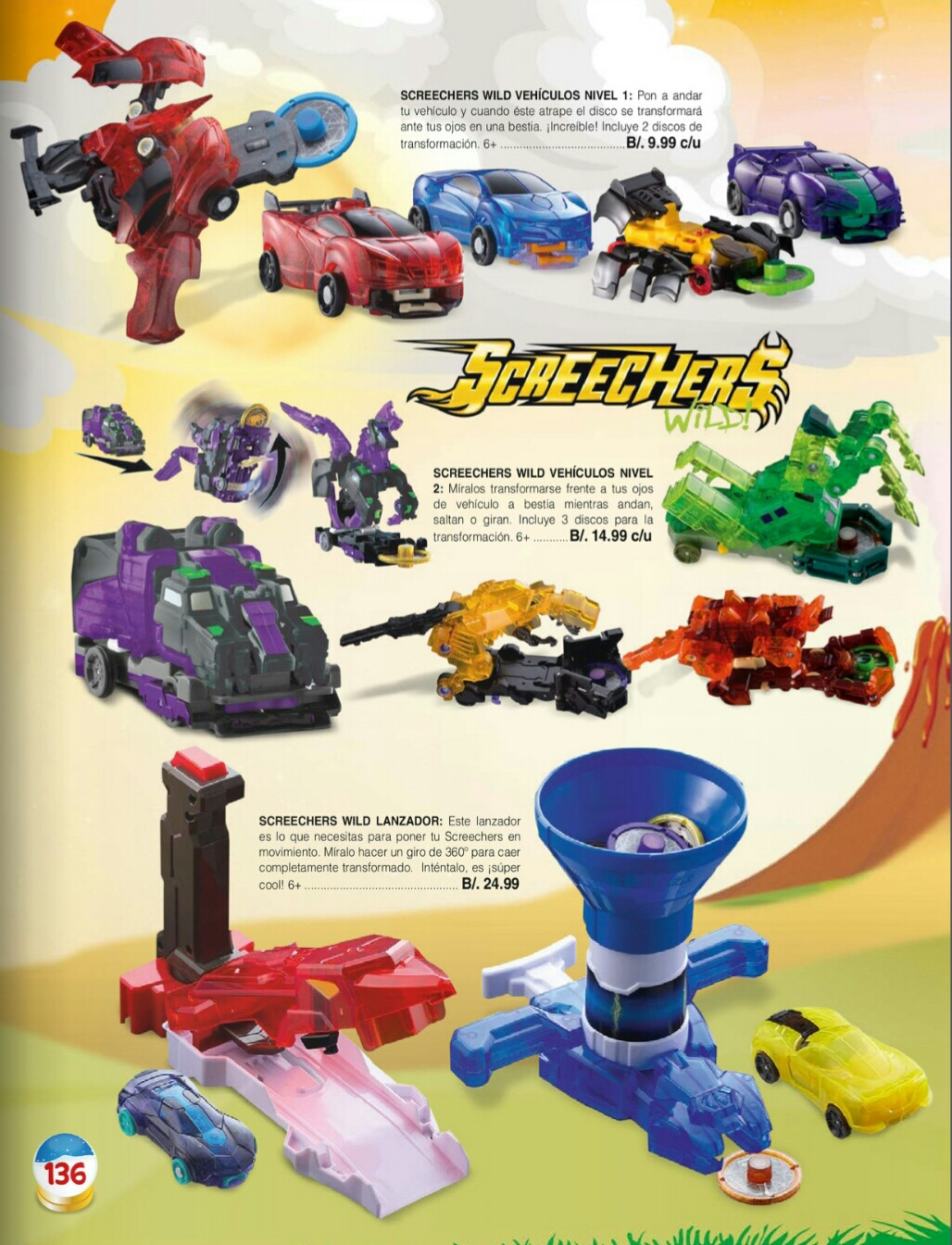 Catalogo juguetes Stivie toys 2018 p136