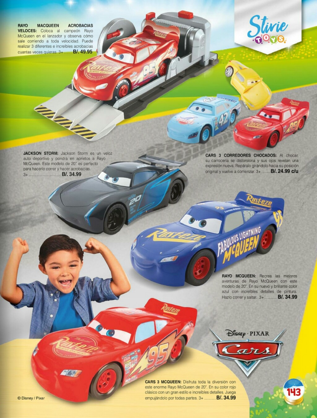 Catalogo juguetes Stivie toys 2018 p143