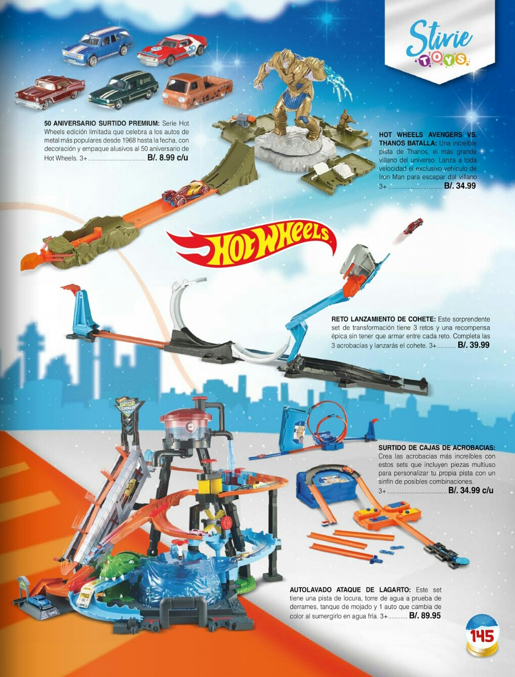 Catalogo juguetes Stivie toys 2018 p145