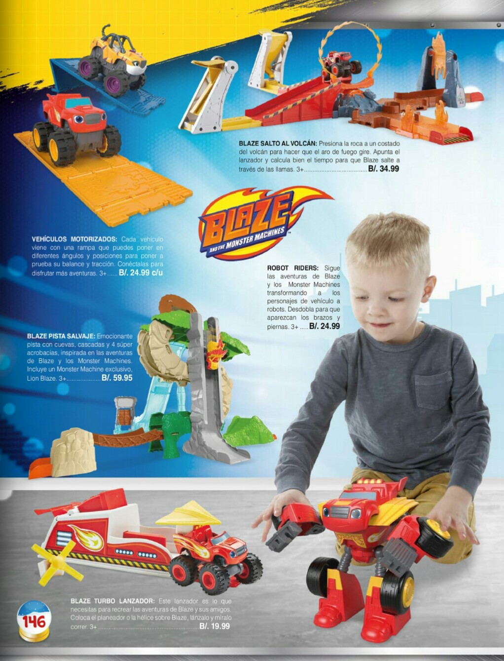 Catalogo juguetes Stivie toys 2018 p146