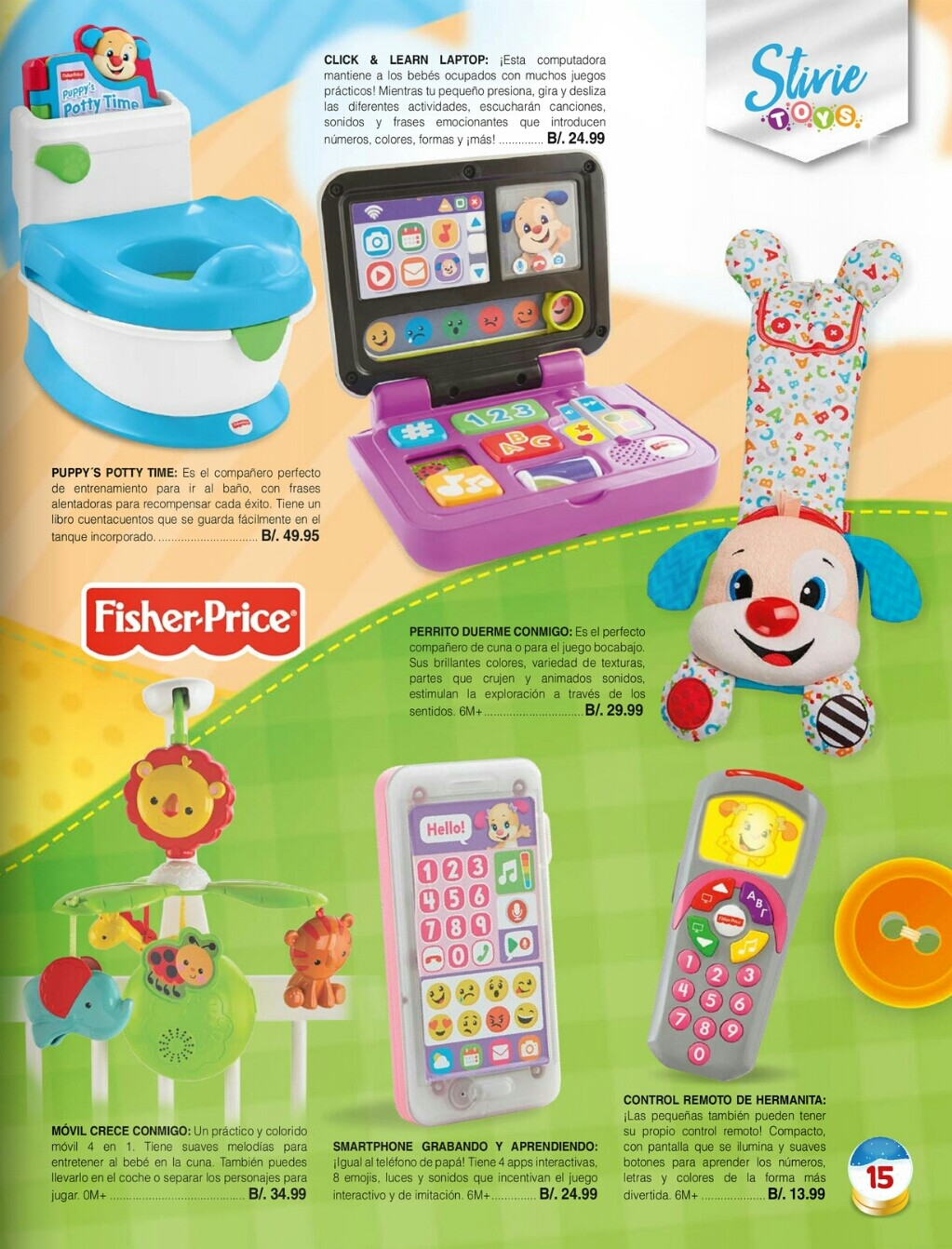 Catalogo juguetes Stivie toys 2018 p15
