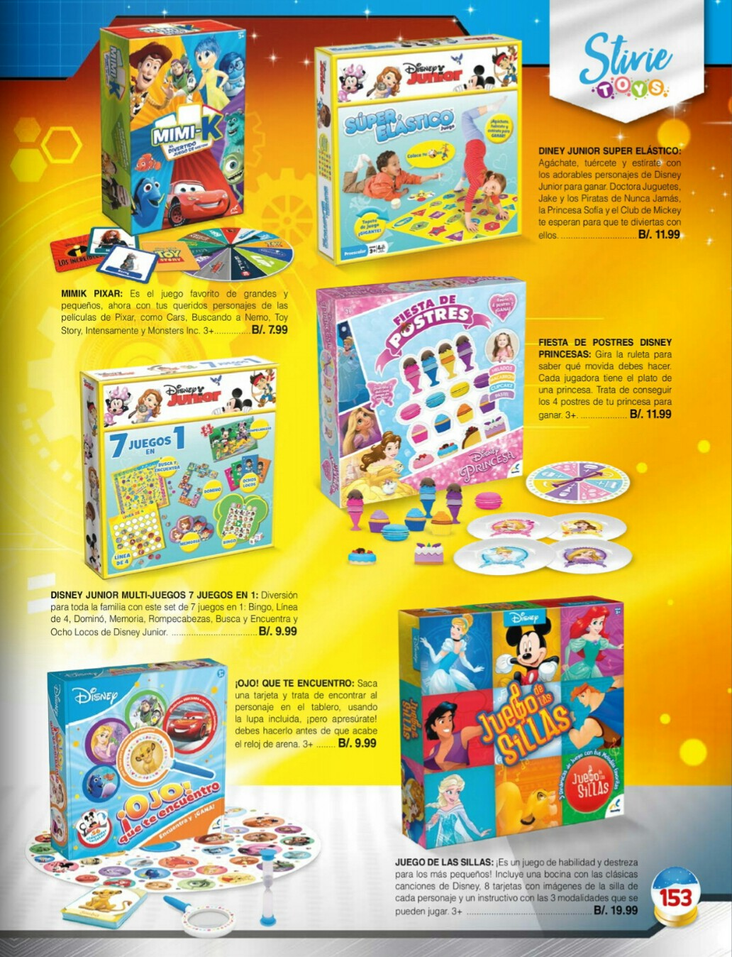 Catalogo juguetes Stivie toys 2018 p153