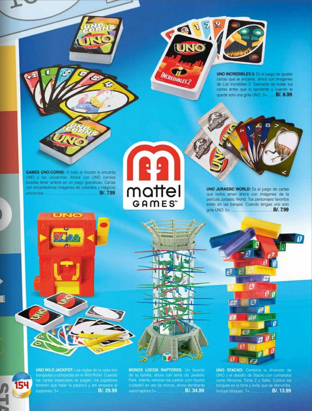 Catalogo juguetes Stivie toys 2018 p154