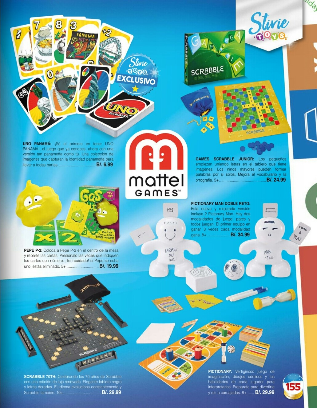 Catalogo juguetes Stivie toys 2018 p155