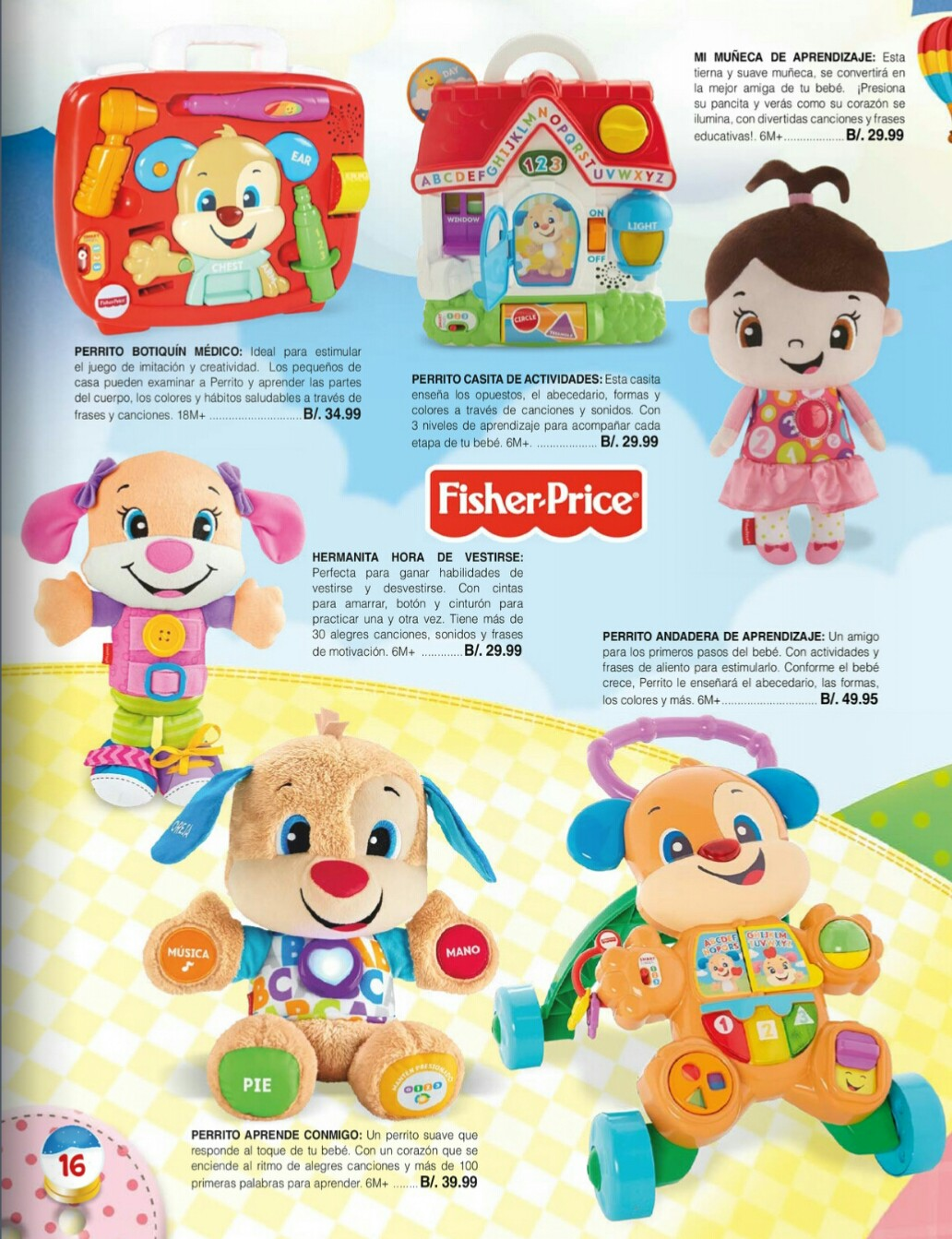Catalogo juguetes Stivie toys 2018 p16