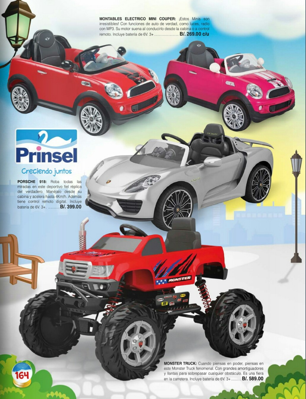 Catalogo juguetes Stivie toys 2018 p164