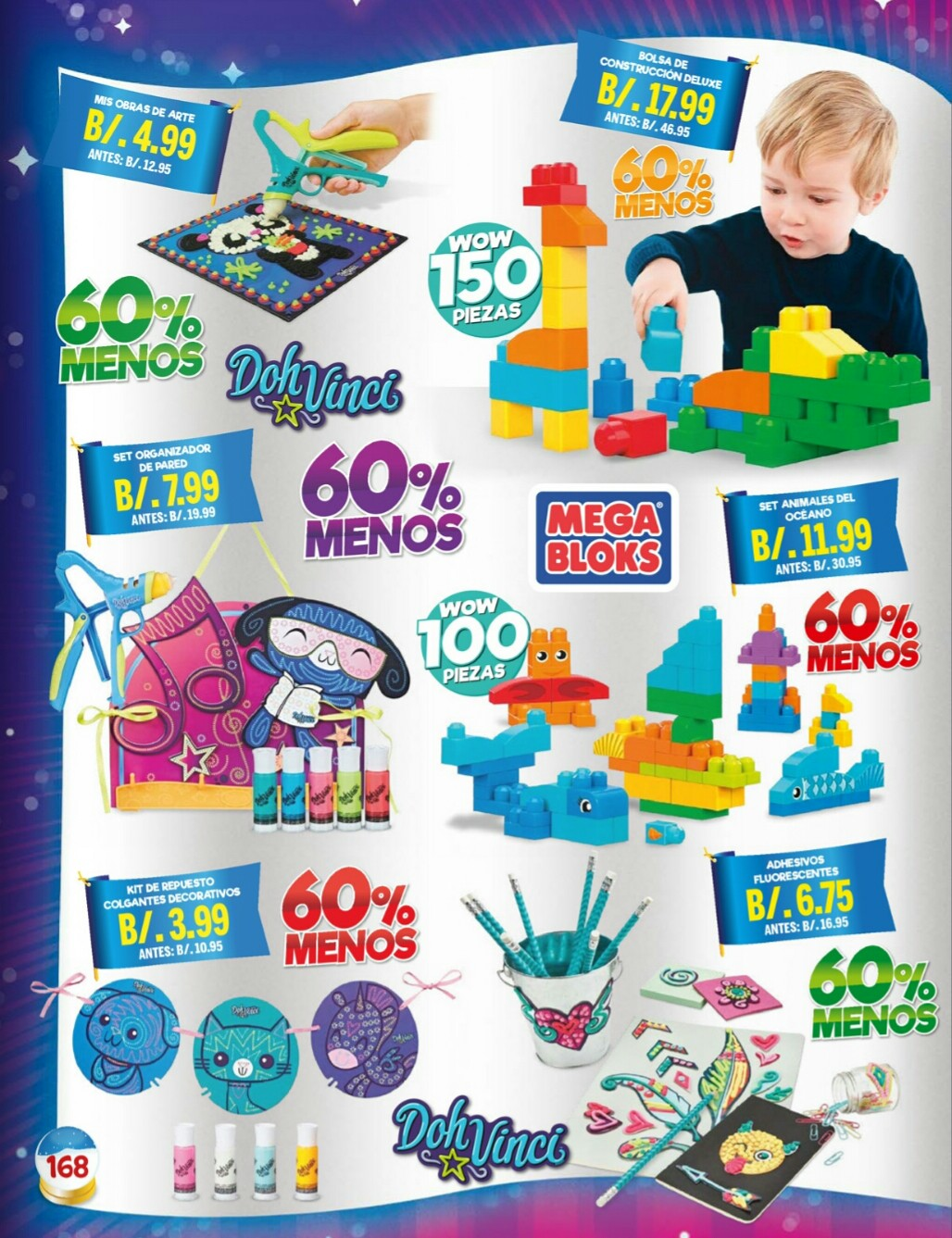 Catalogo juguetes Stivie toys 2018 p168