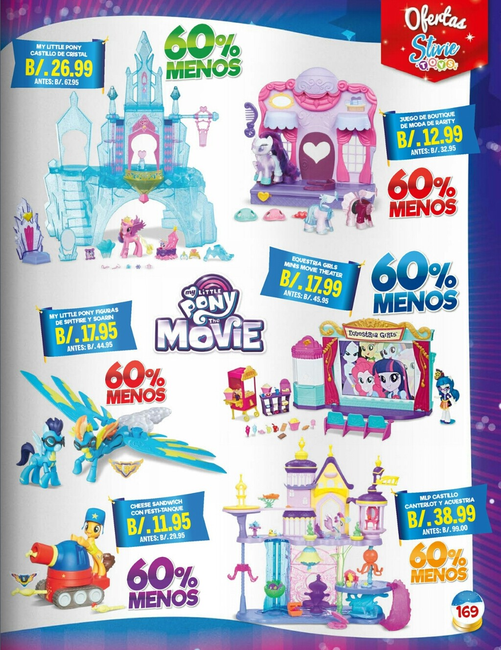 Catalogo juguetes Stivie toys 2018 p169