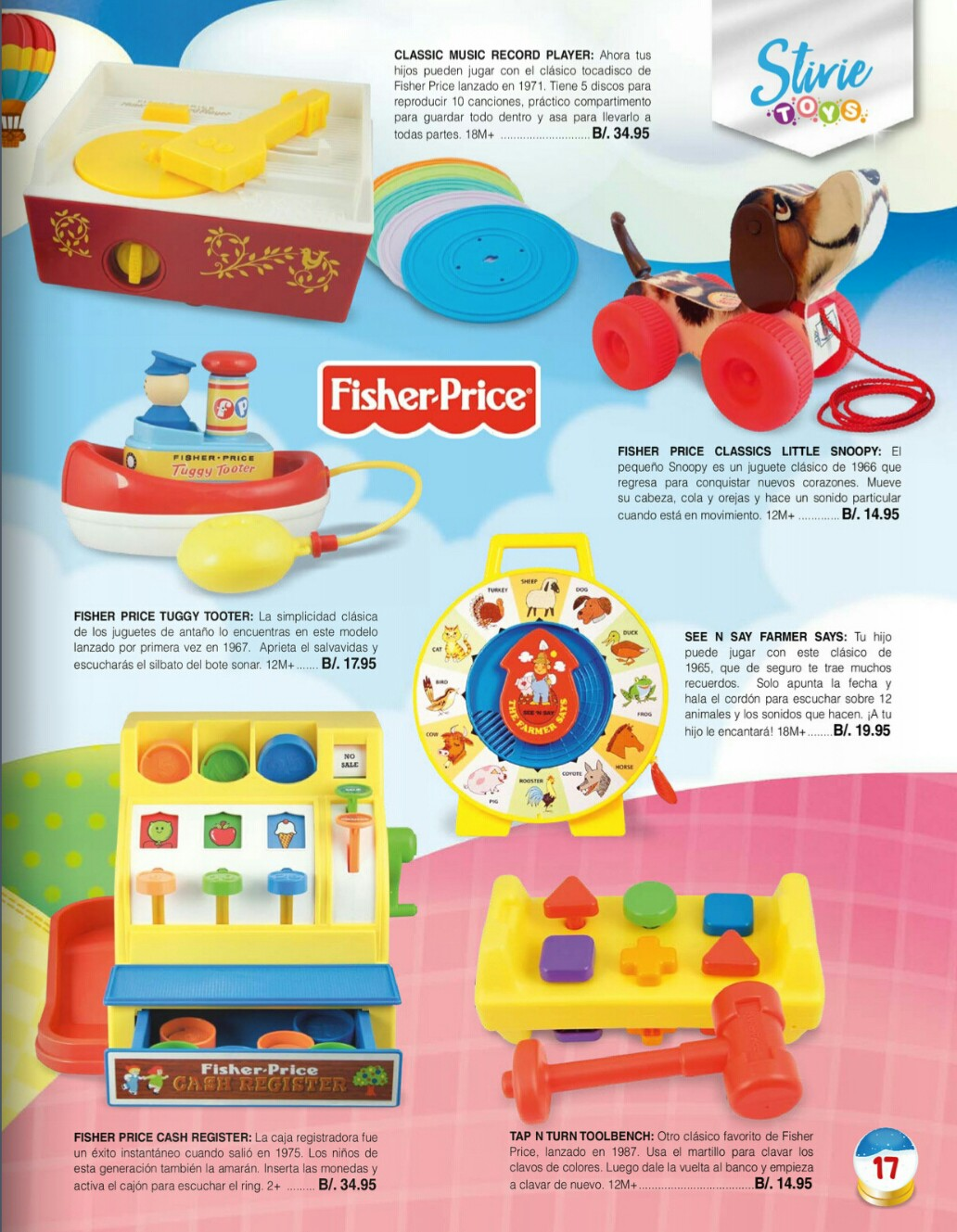 Catalogo juguetes Stivie toys 2018 p17