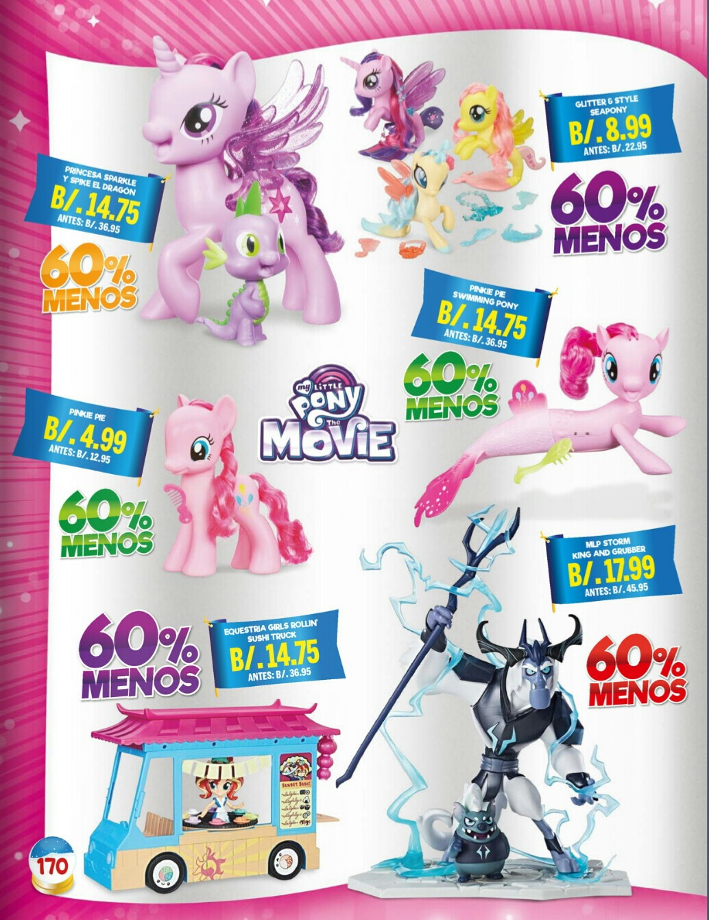 Catalogo juguetes Stivie toys 2018 p170