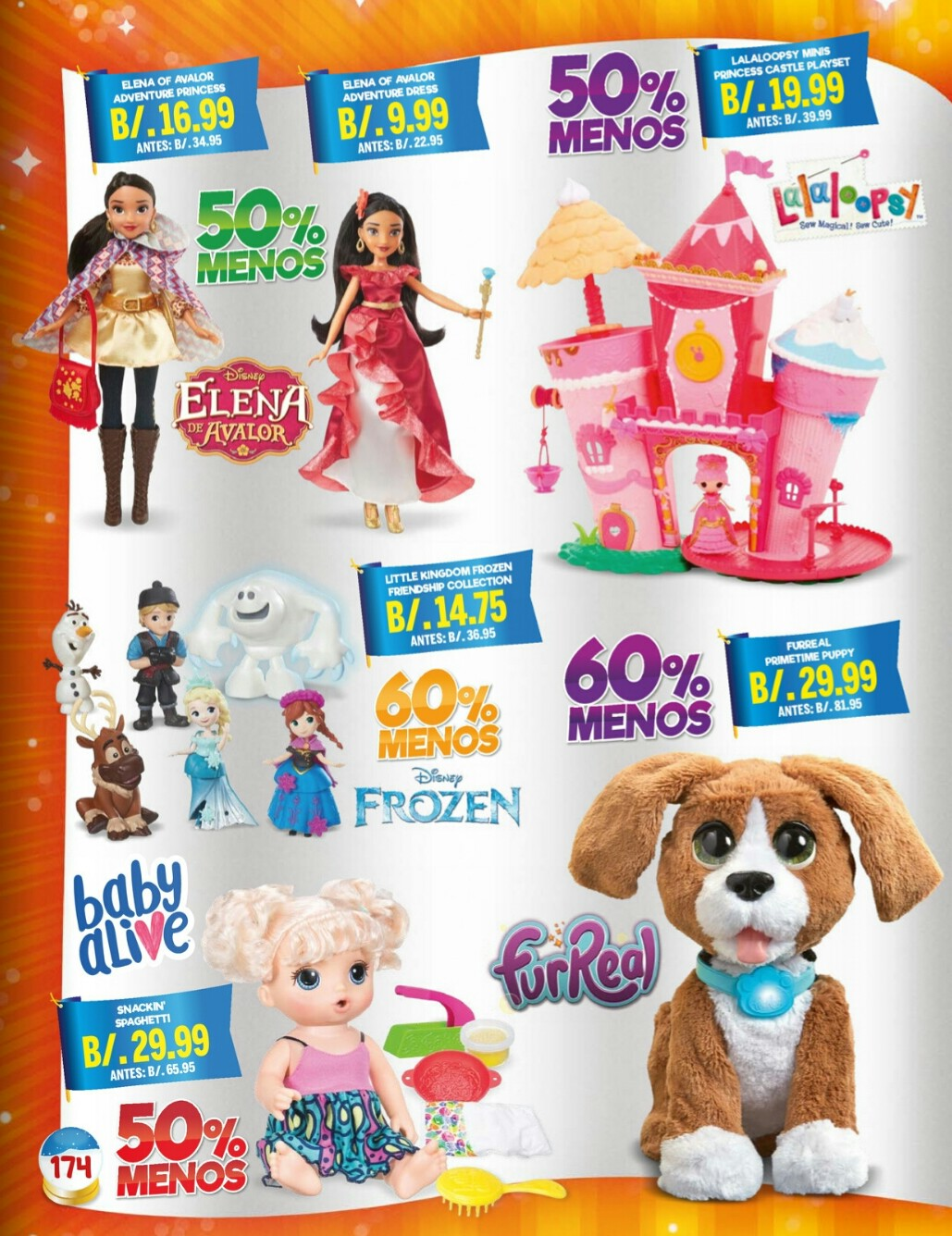 Catalogo juguetes Stivie toys 2018 p174