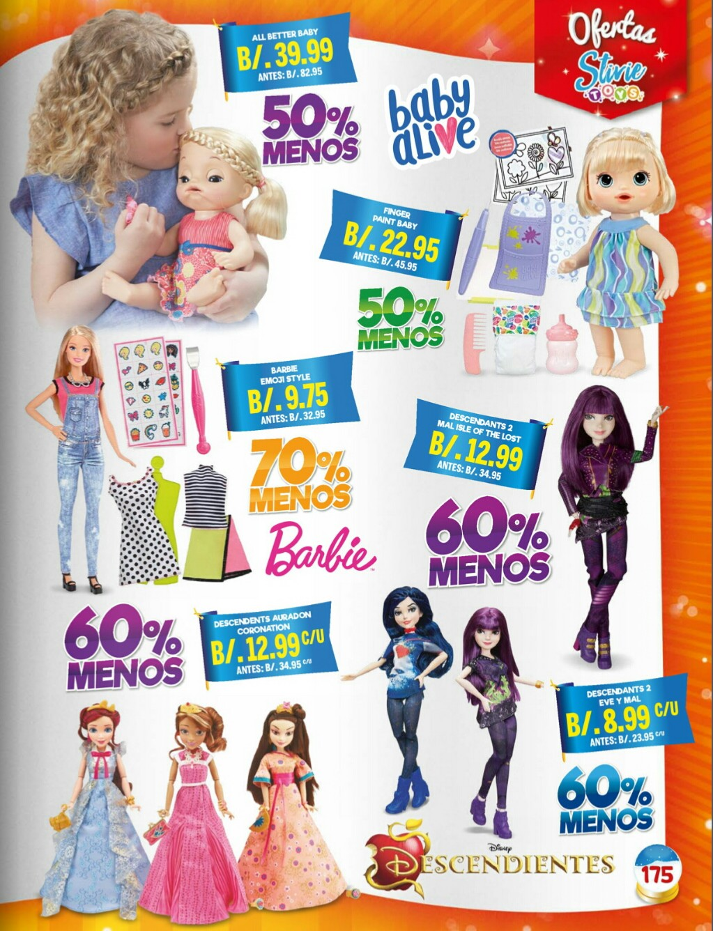 Catalogo juguetes Stivie toys 2018 p175