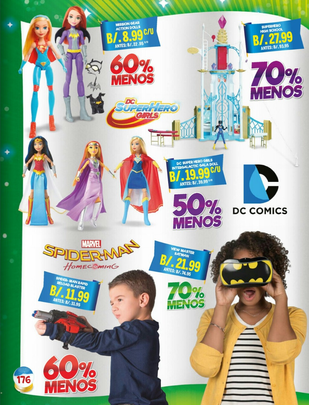Catalogo juguetes Stivie toys 2018 p176