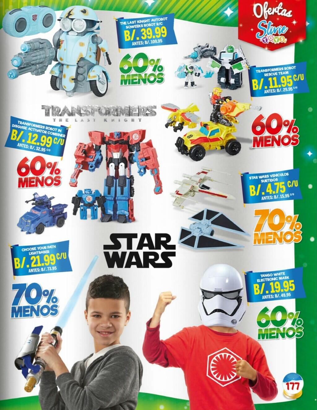 Catalogo juguetes Stivie toys 2018 p177