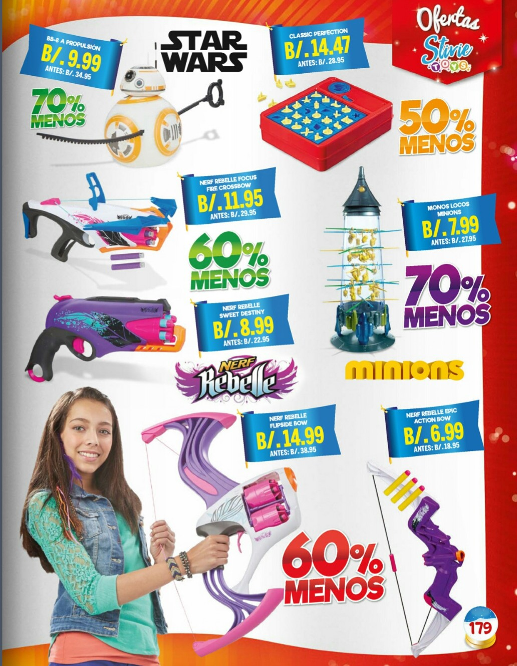 Catalogo juguetes Stivie toys 2018 p179