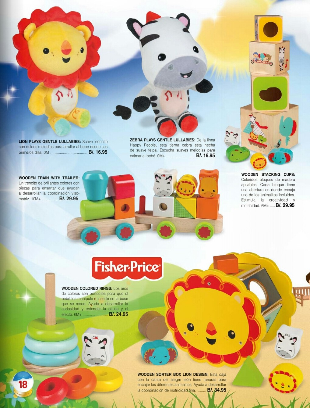 Catalogo juguetes Stivie toys 2018 p18