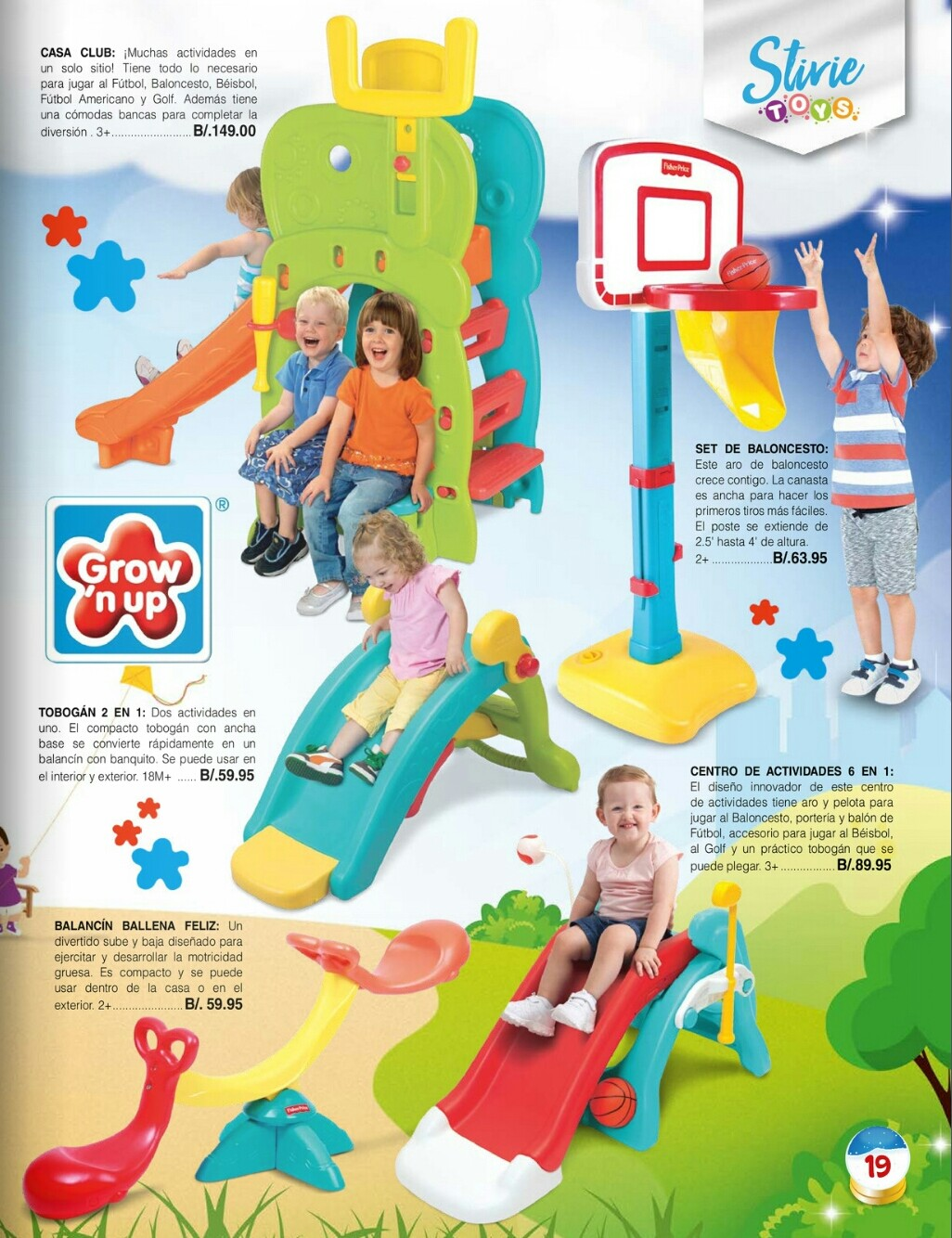 Catalogo juguetes Stivie toys 2018 p19