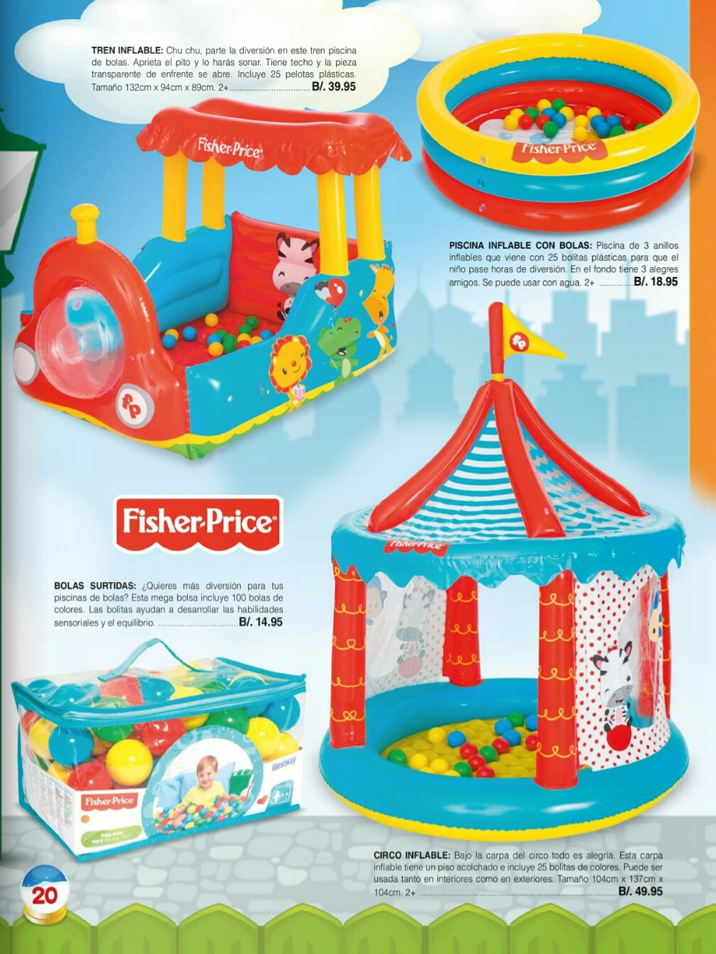Catalogo juguetes Stivie toys 2018 p20