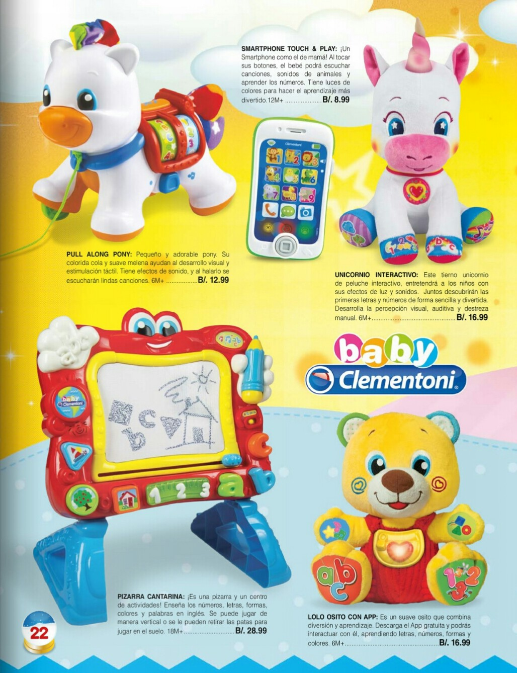 Catalogo juguetes Stivie toys 2018 p22