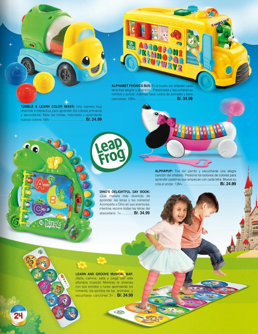Catalogo juguetes Stivie toys 2018 p24