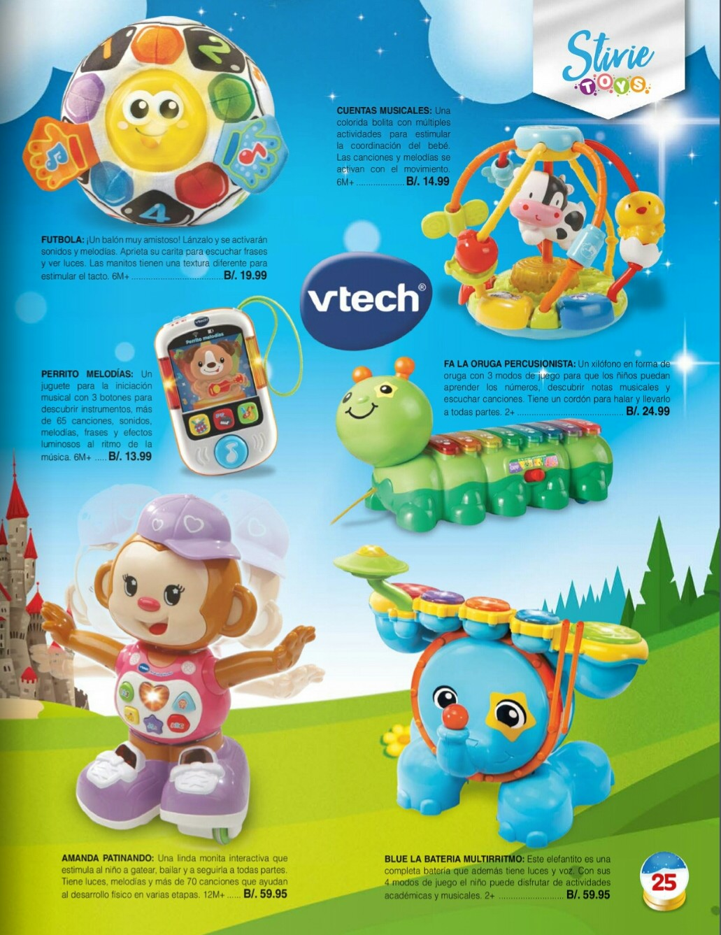 Catalogo juguetes Stivie toys 2018 p25