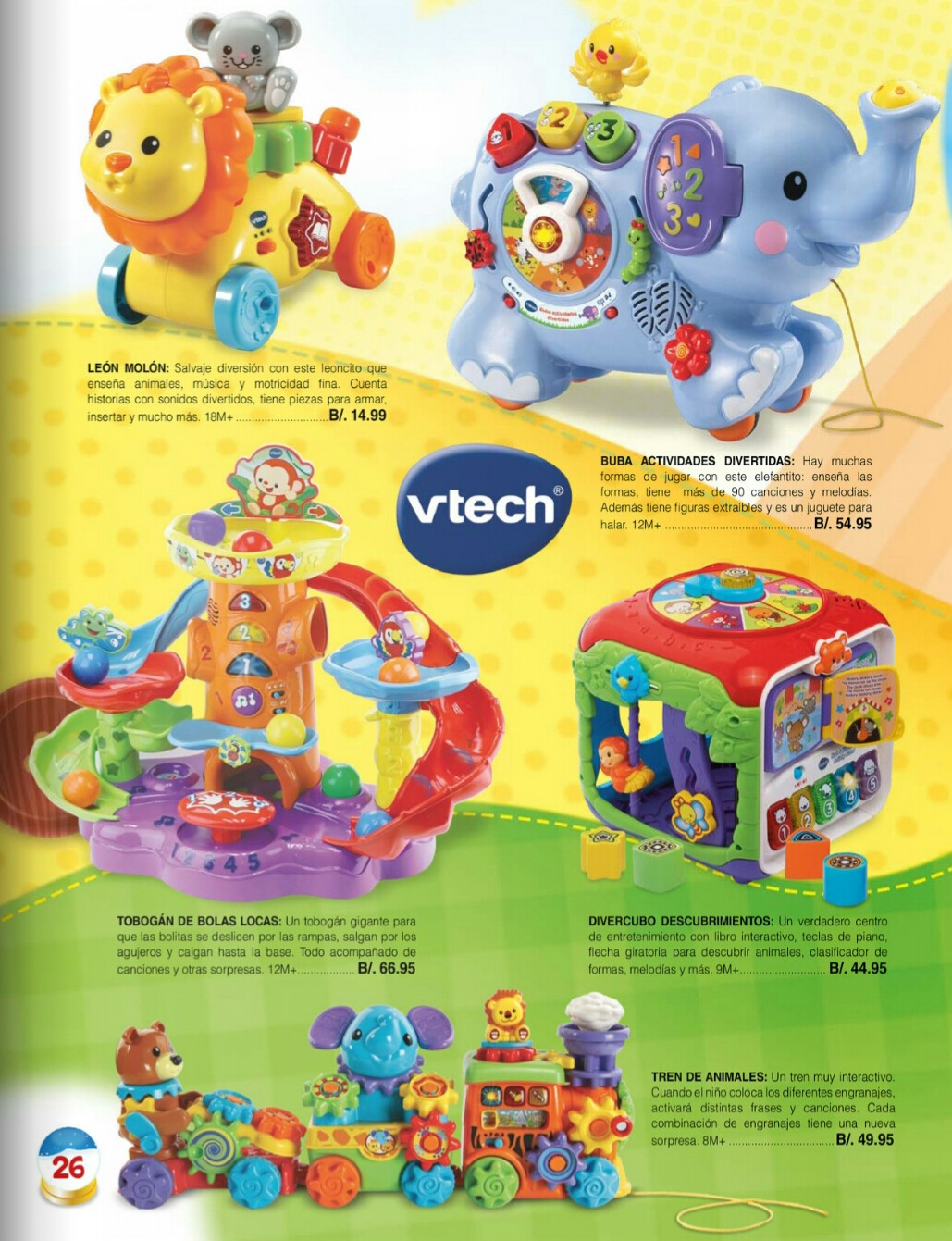 Catalogo juguetes Stivie toys 2018 p26