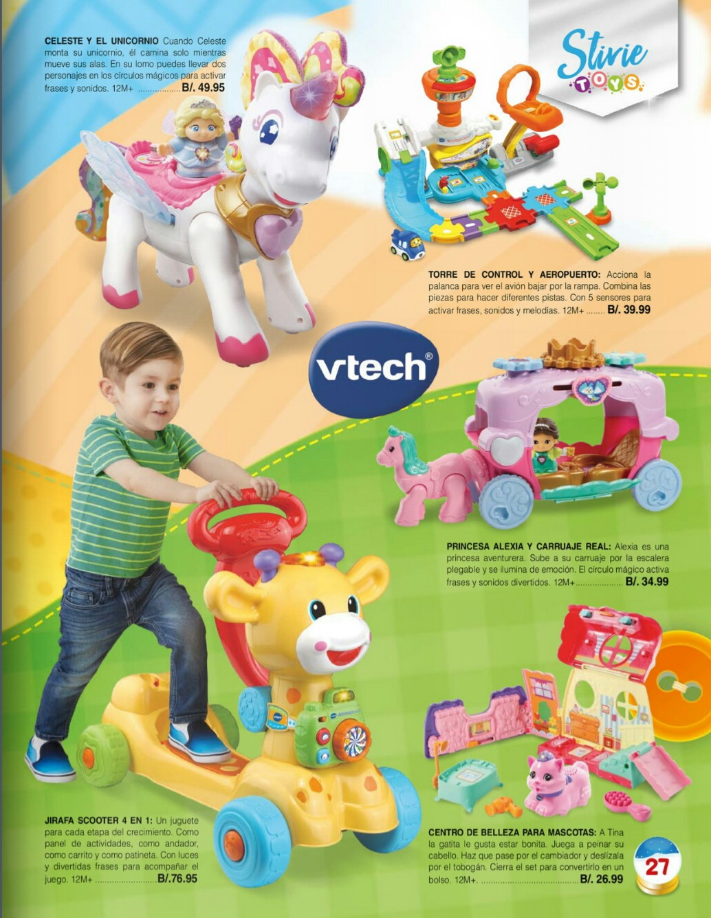 Catalogo juguetes Stivie toys 2018 p27