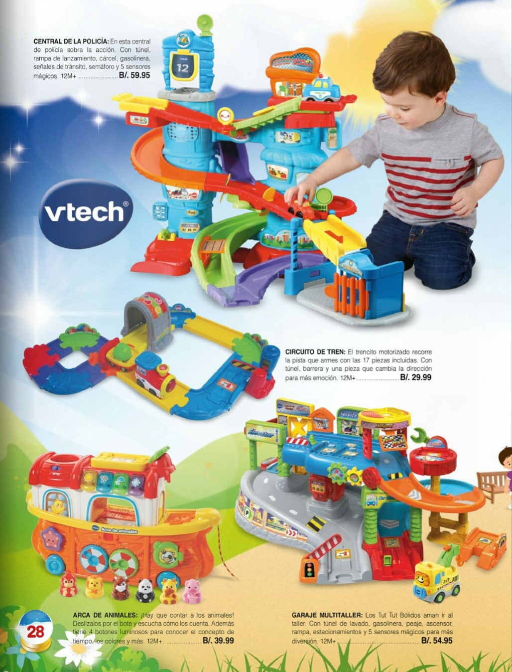 Catalogo juguetes Stivie toys 2018 p28