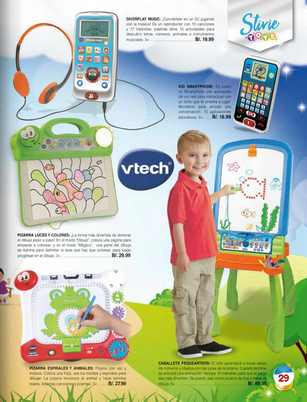 Catalogo juguetes Stivie toys 2018 p29