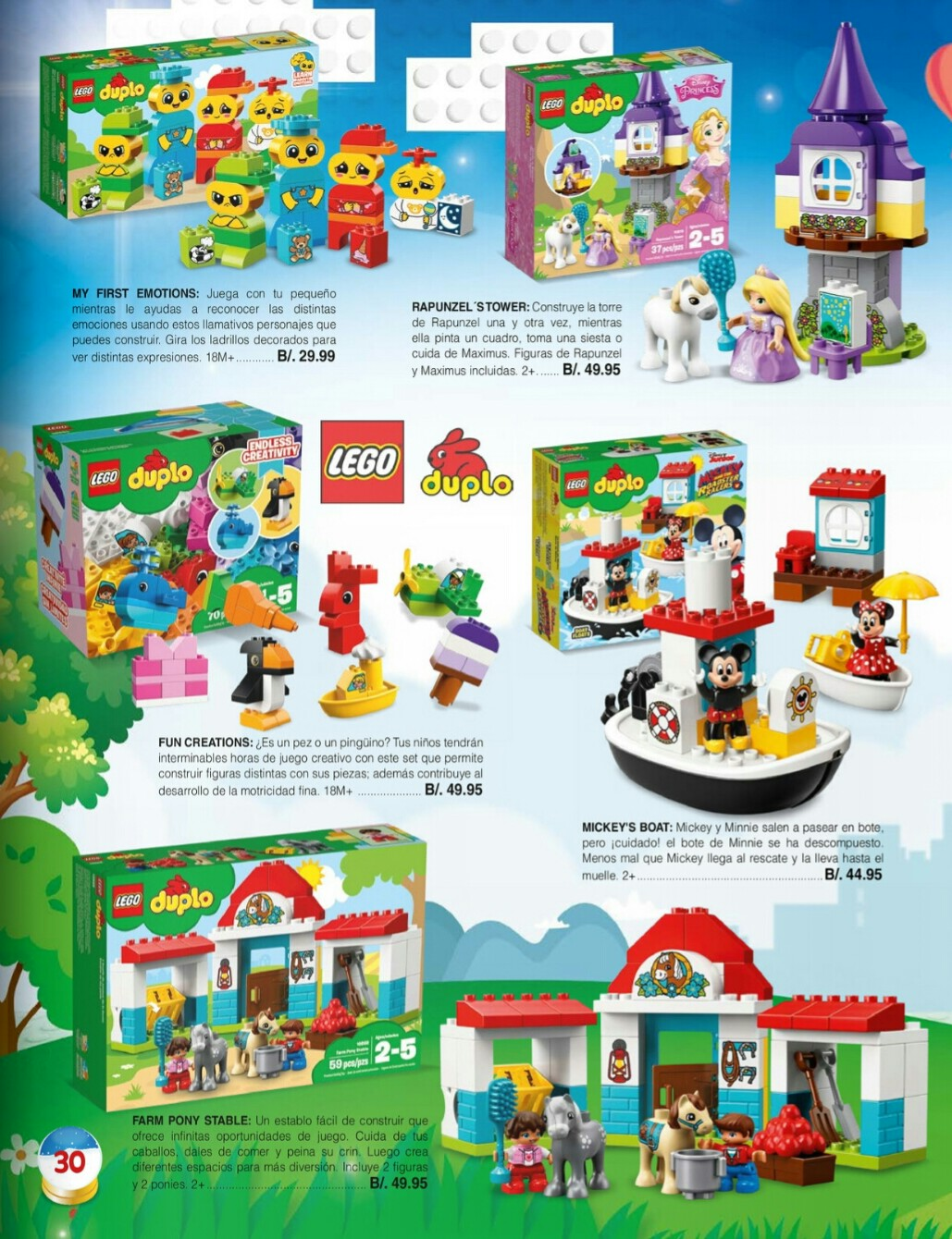Catalogo juguetes Stivie toys 2018 p30