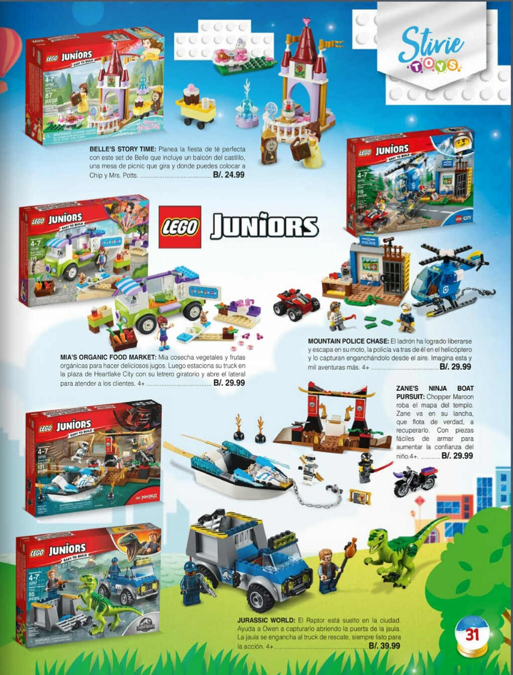 Catalogo juguetes Stivie toys 2018 p31