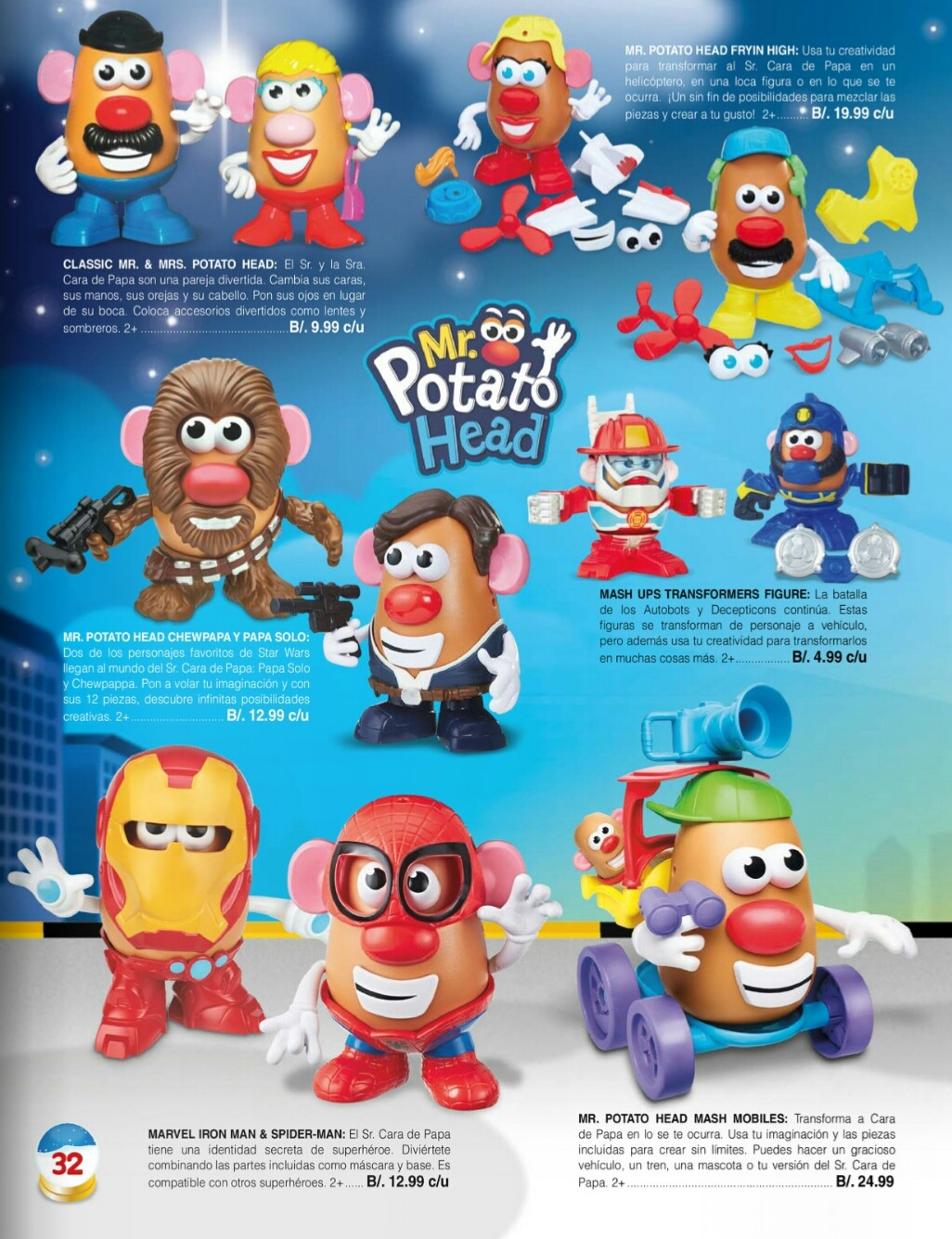 Catalogo juguetes Stivie toys 2018 p32