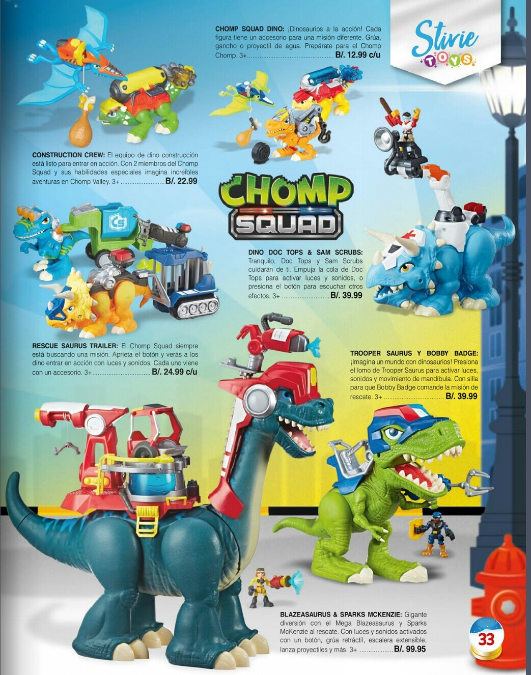 Catalogo juguetes Stivie toys 2018 p33