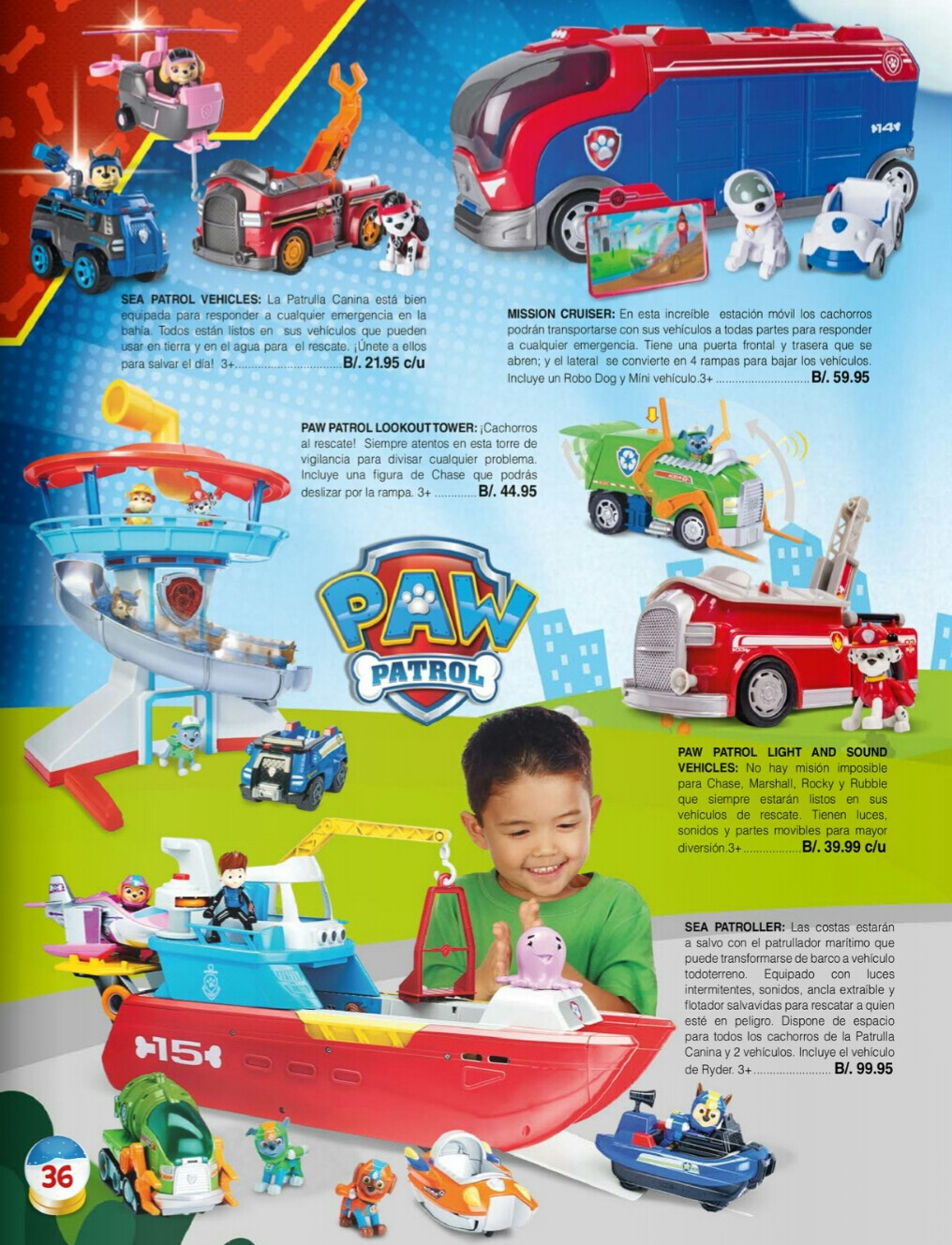 Catalogo juguetes Stivie toys 2018 p36
