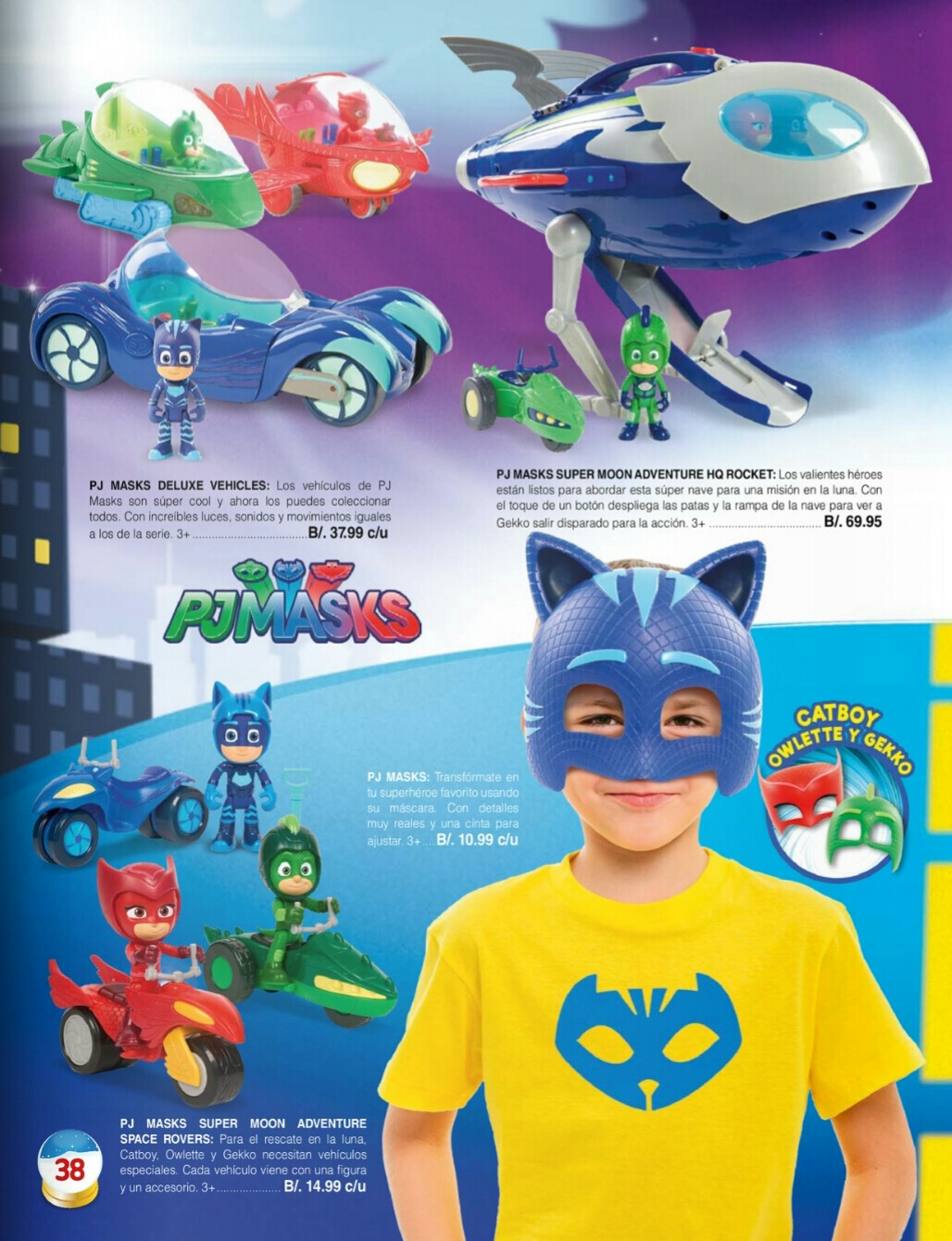 Catalogo juguetes Stivie toys 2018 p38
