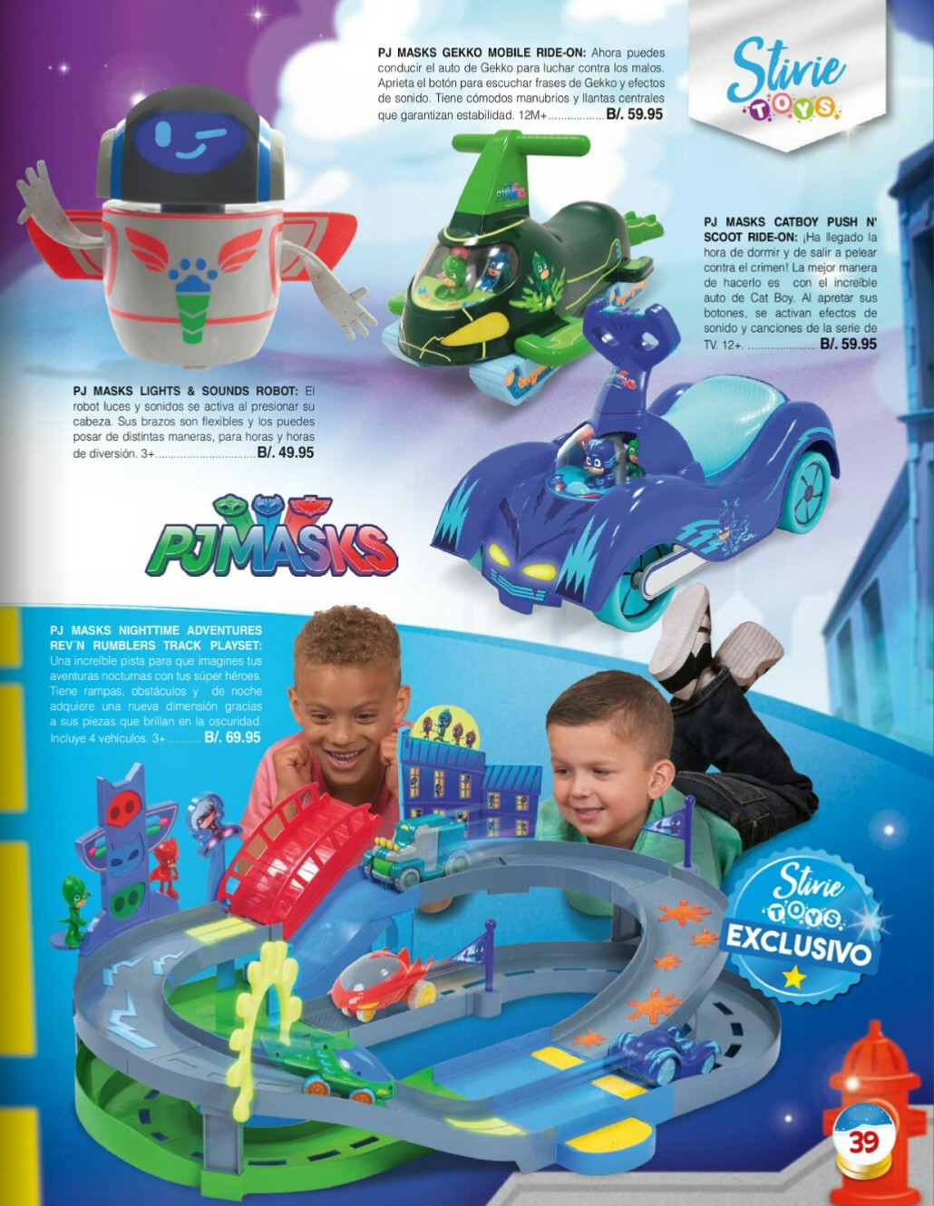 Catalogo juguetes Stivie toys 2018 p39