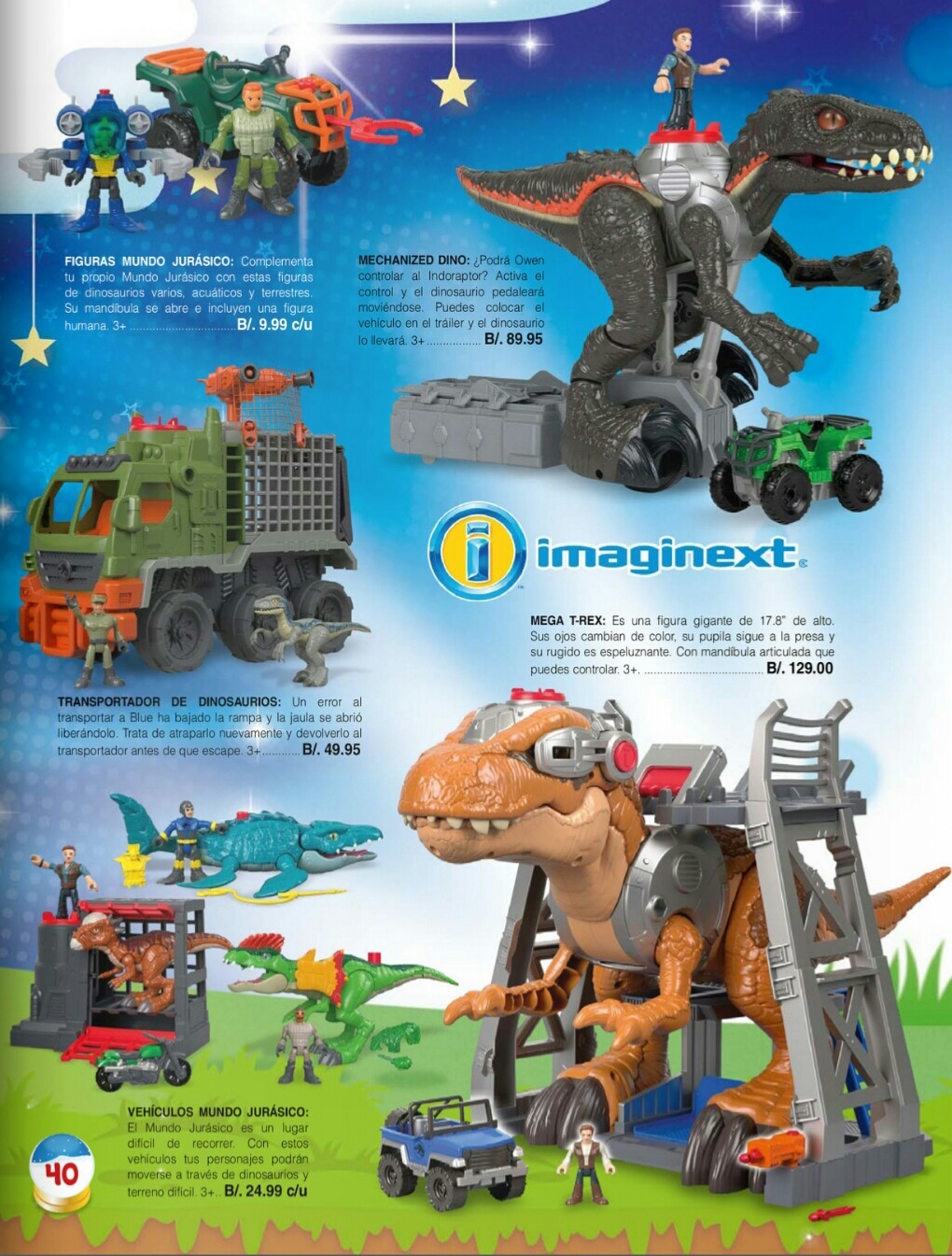 Catalogo juguetes Stivie toys 2018 p40