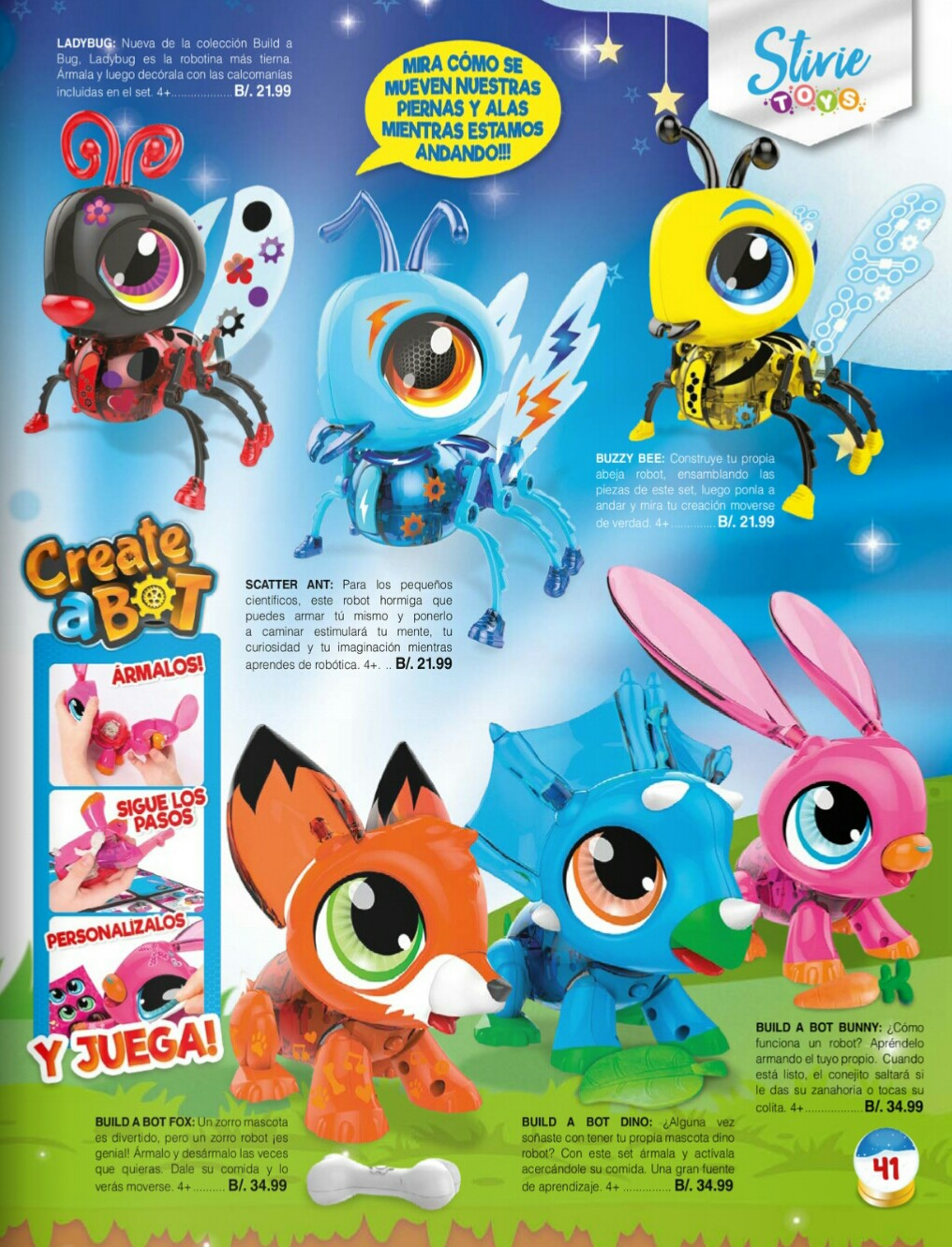 Catalogo juguetes Stivie toys 2018 p41