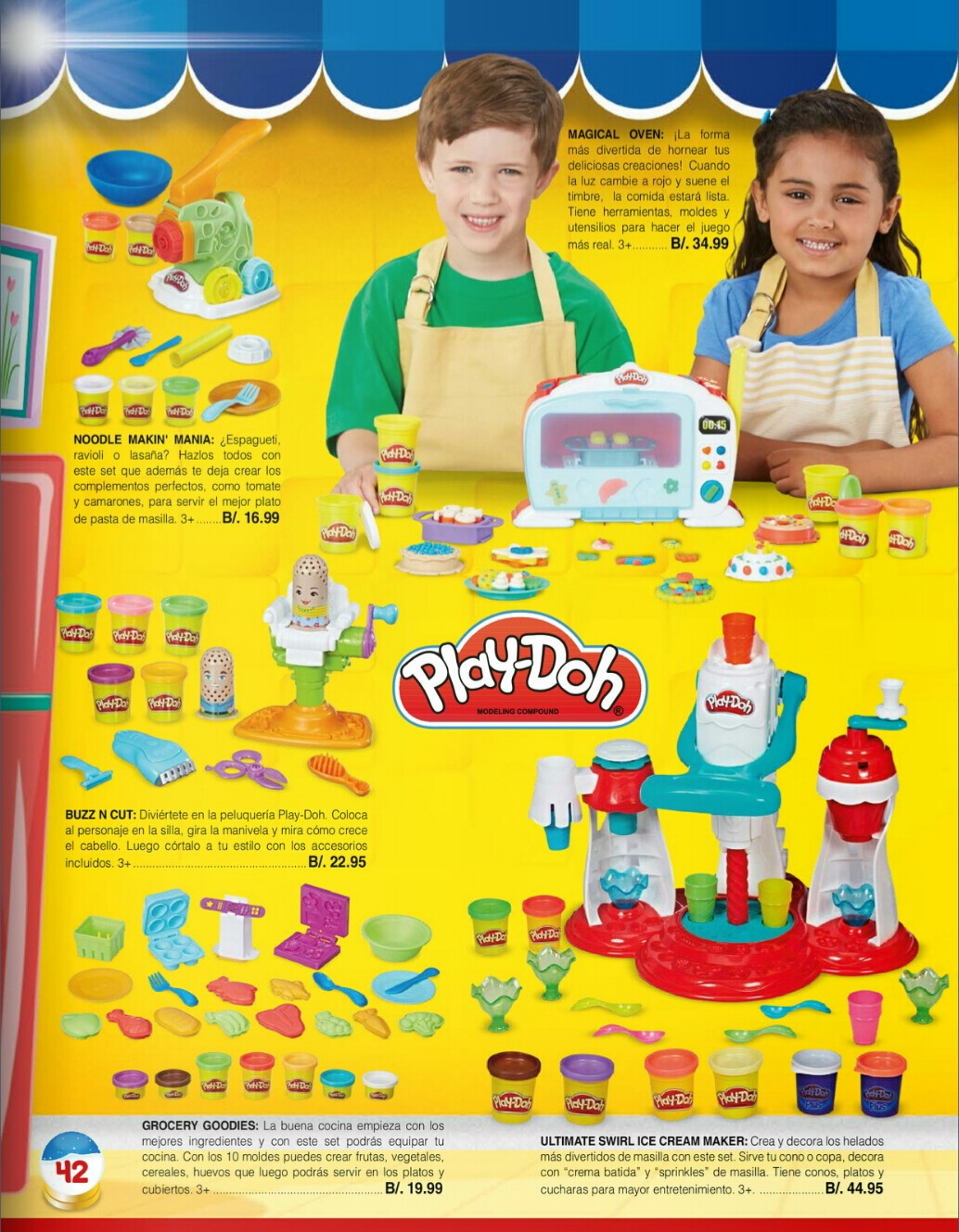 Catalogo juguetes Stivie toys 2018 p42