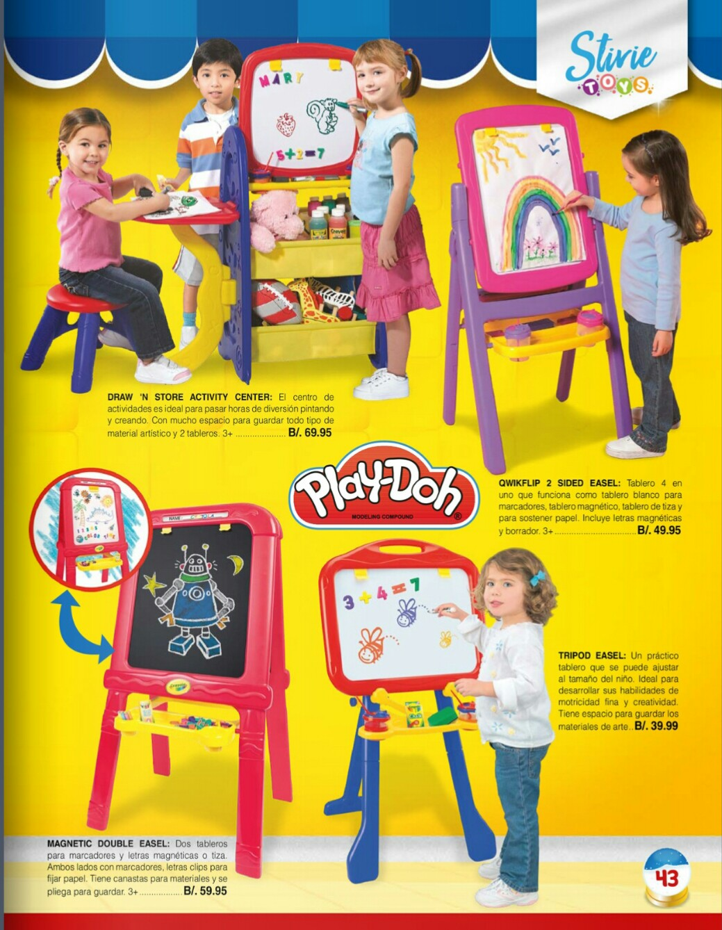 Catalogo juguetes Stivie toys 2018 p43