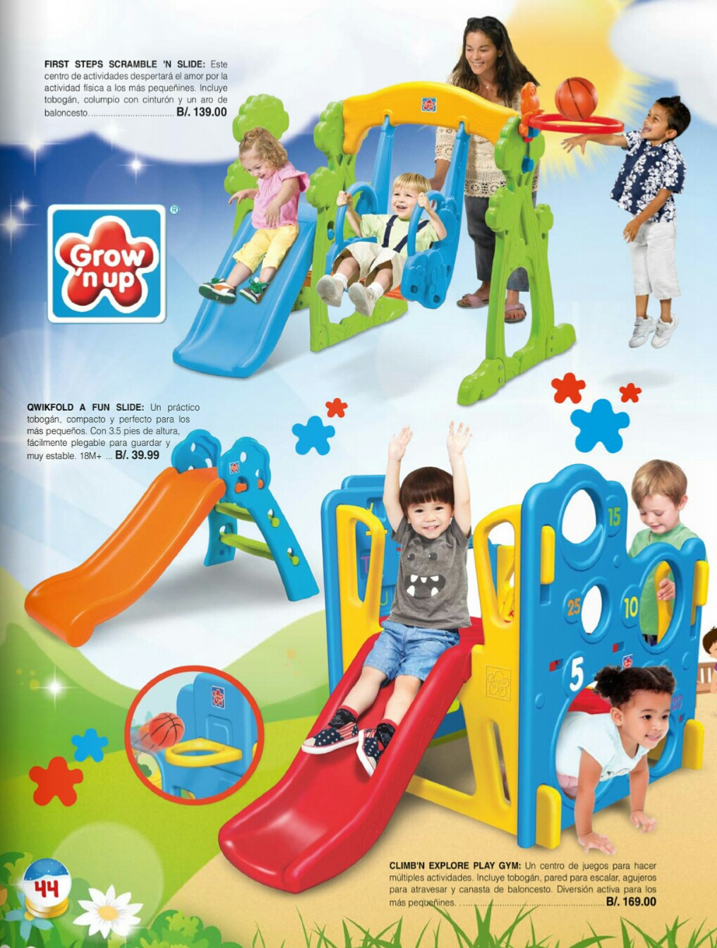 Catalogo juguetes Stivie toys 2018 p44