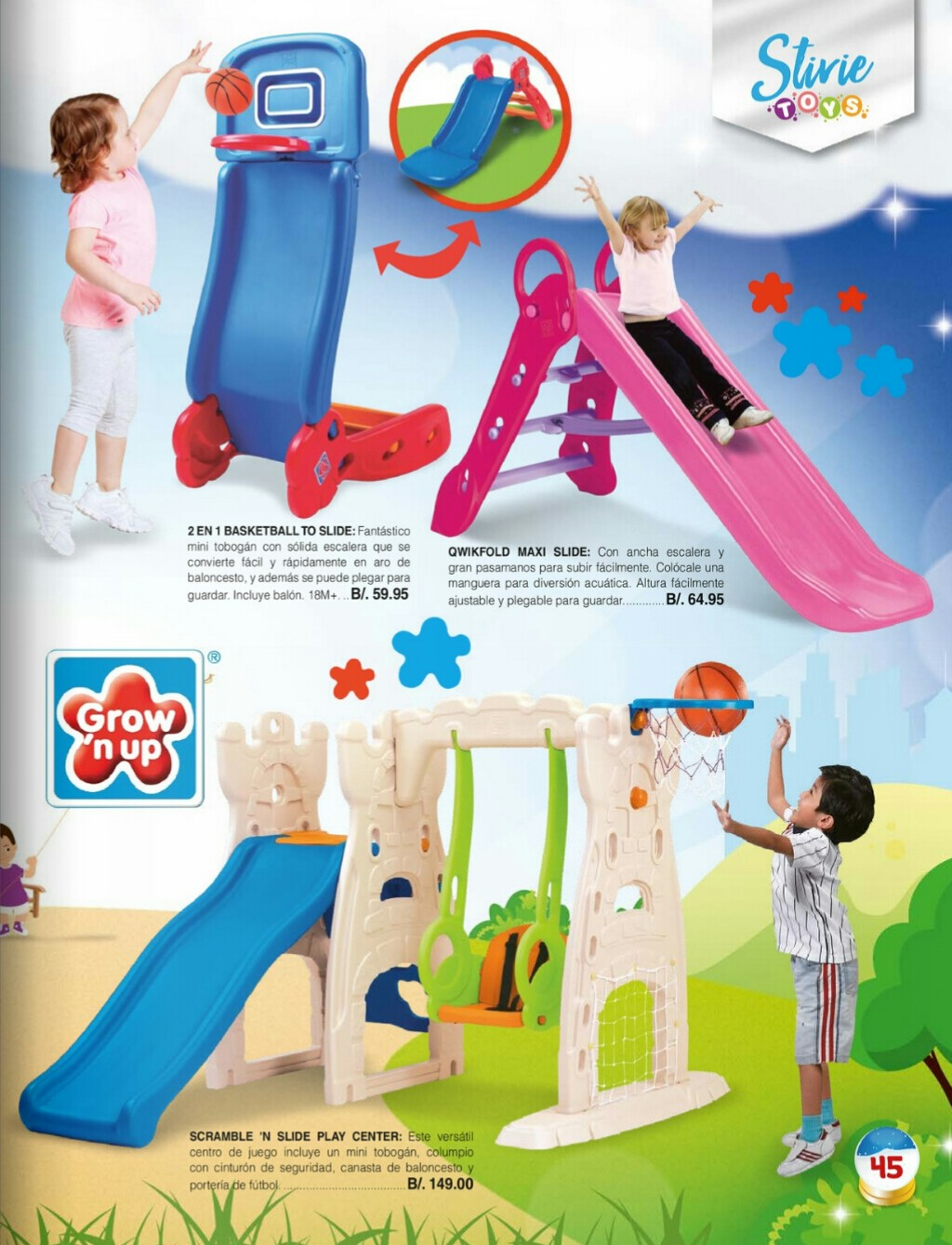 Catalogo juguetes Stivie toys 2018 p45