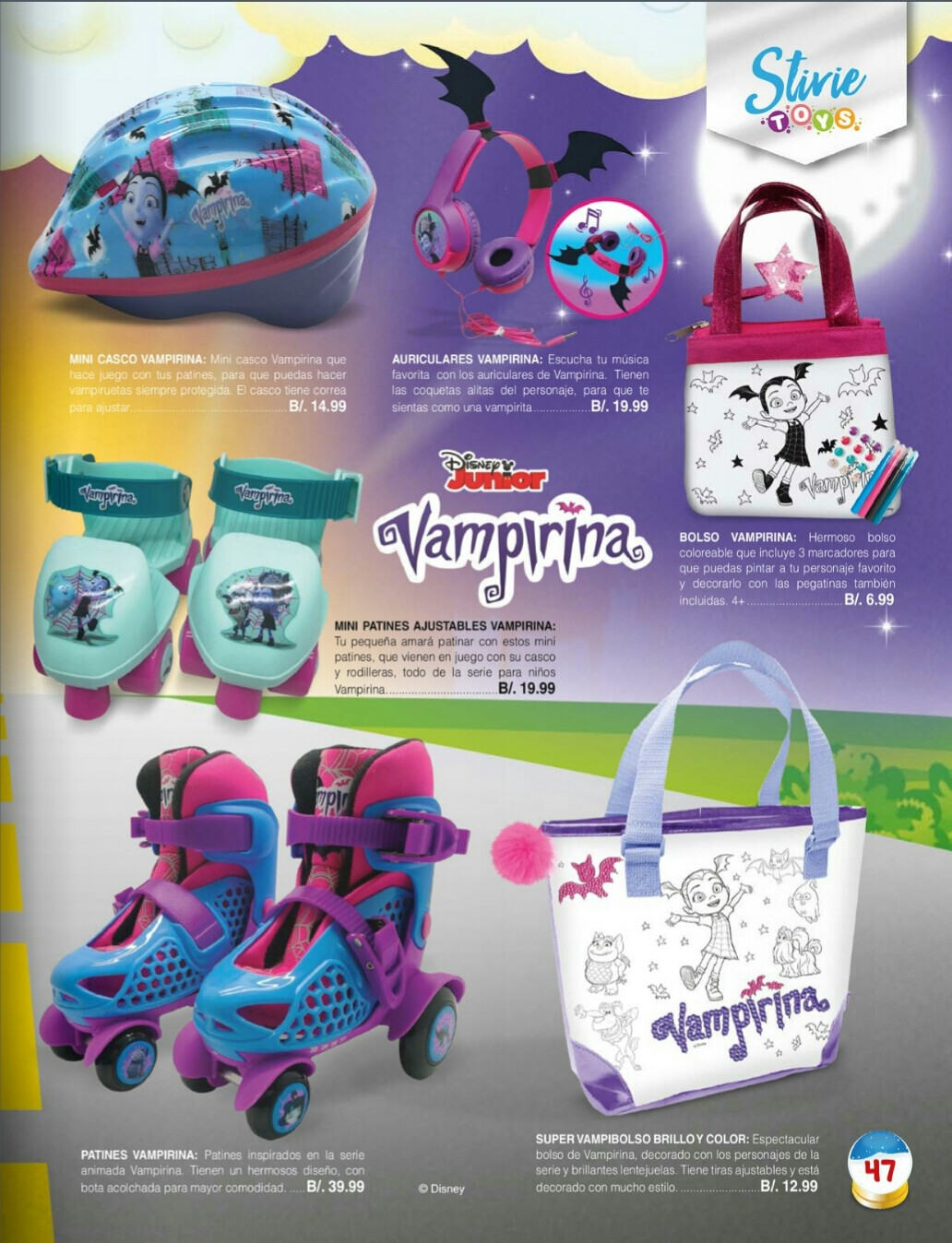 Catalogo juguetes Stivie toys 2018 p47