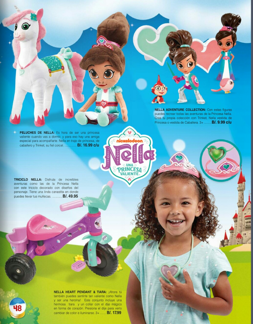 Catalogo juguetes Stivie toys 2018 p48