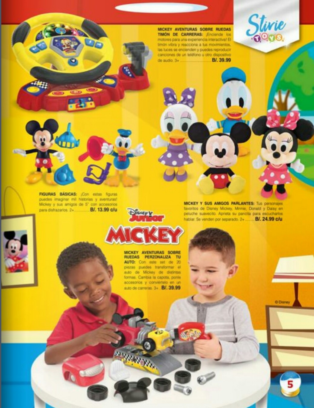 Catalogo juguetes Stivie toys 2018 p5