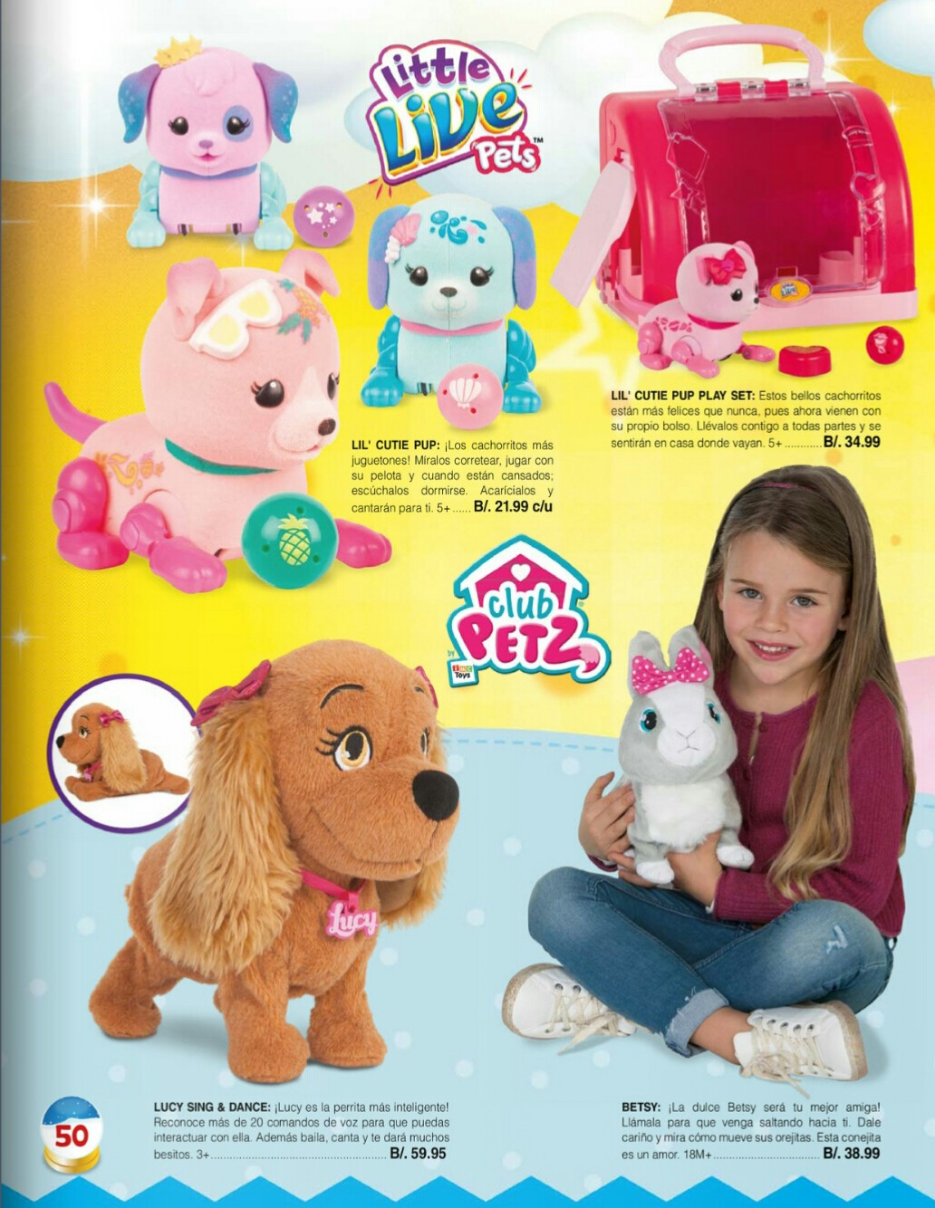 Catalogo juguetes Stivie toys 2018 p50