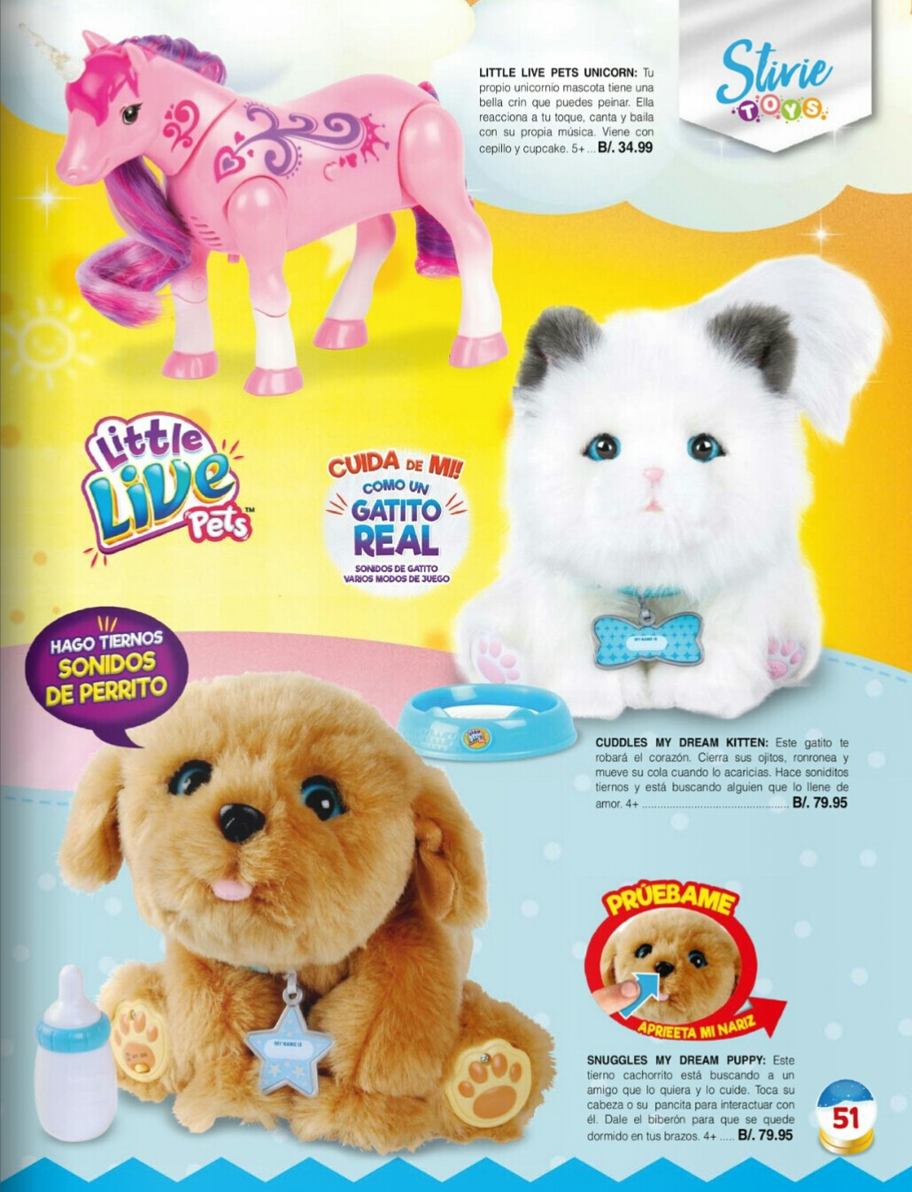 Catalogo juguetes Stivie toys 2018 p51