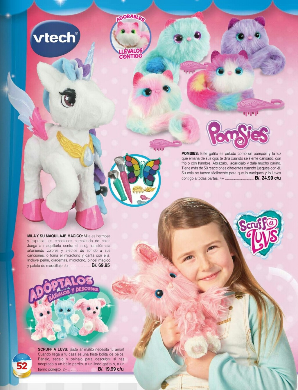 Catalogo juguetes Stivie toys 2018 p52