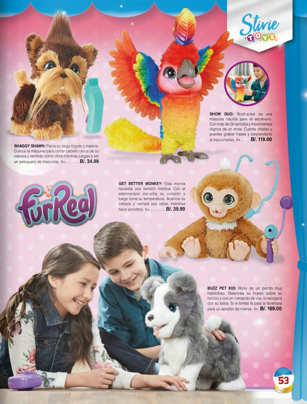 Catalogo juguetes Stivie toys 2018 p53